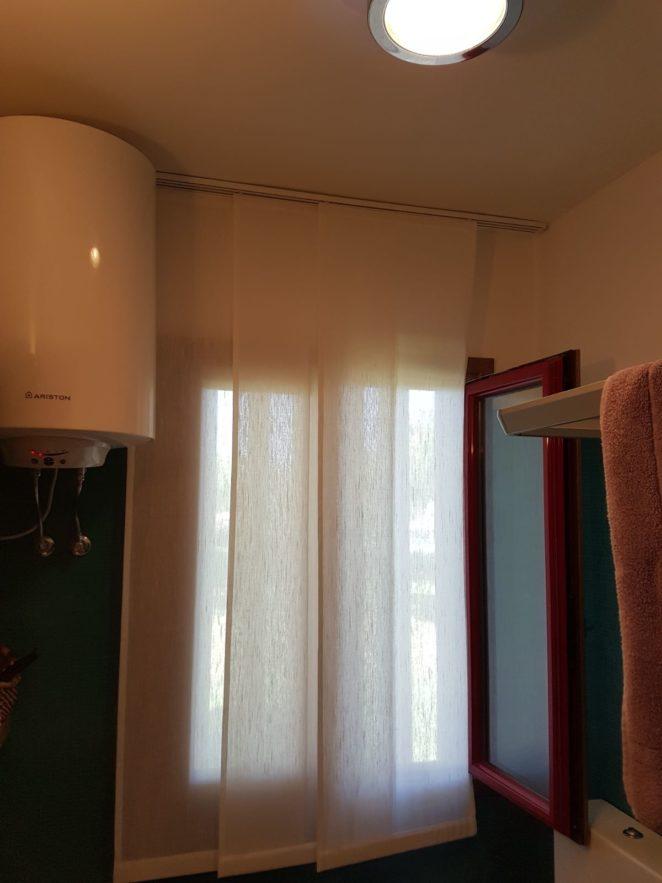 Tende per finestre del bagno i modelli pi pratici e