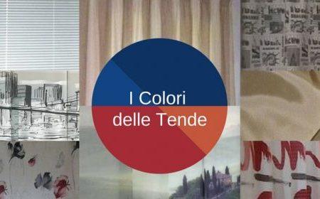 L'abbinamento di colore per l'arredamento può andare in due direzioni:. Come Scegliere Il Colore Delle Tende Da Interni Gani