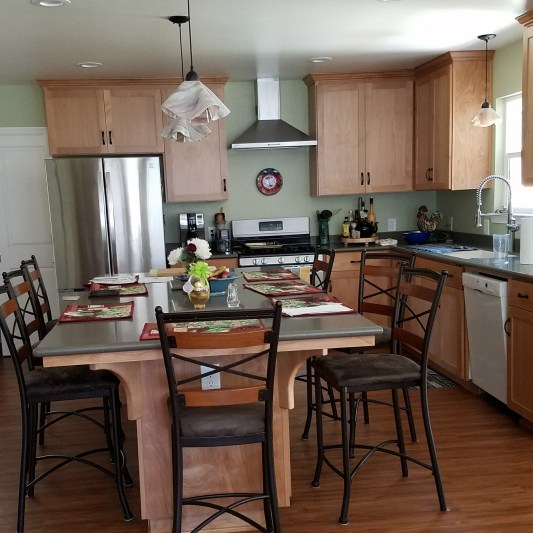 Beautiful kitchen remodel in Templeton