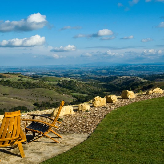 Beautiful hills of Paso Robles