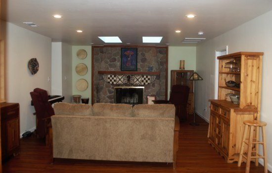 Whole Home Remodel Atascadero Living Room