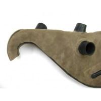 Gannaway Zip and Collar Pipe Bag