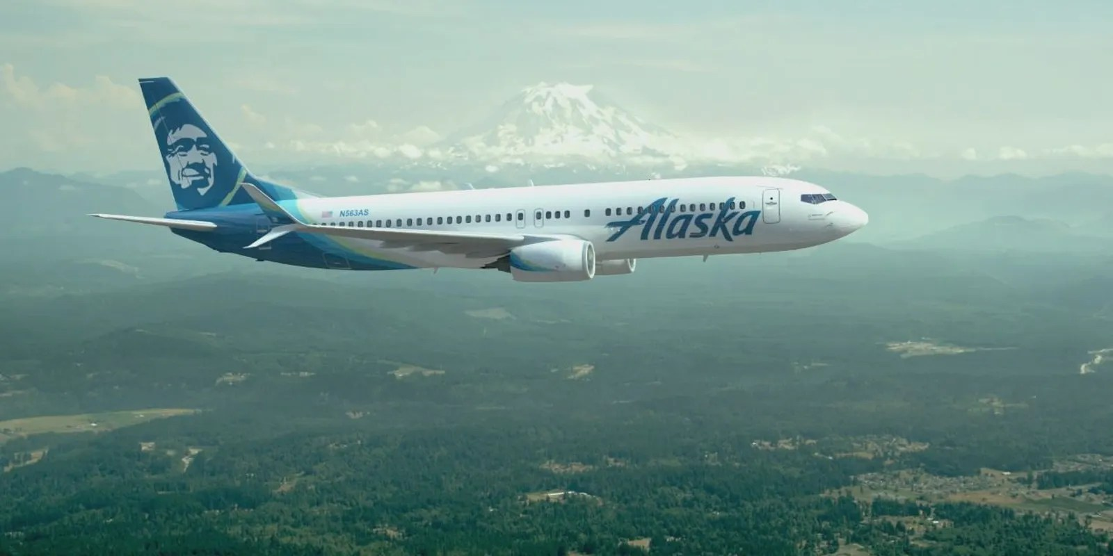 Alaska Airlines E Ticket