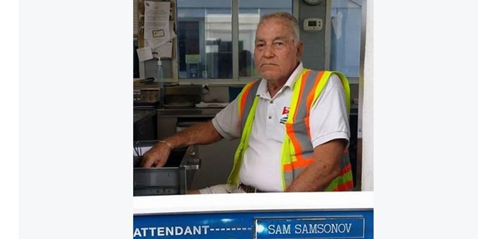 FL toll collector allegedly fired for paying drivers toll