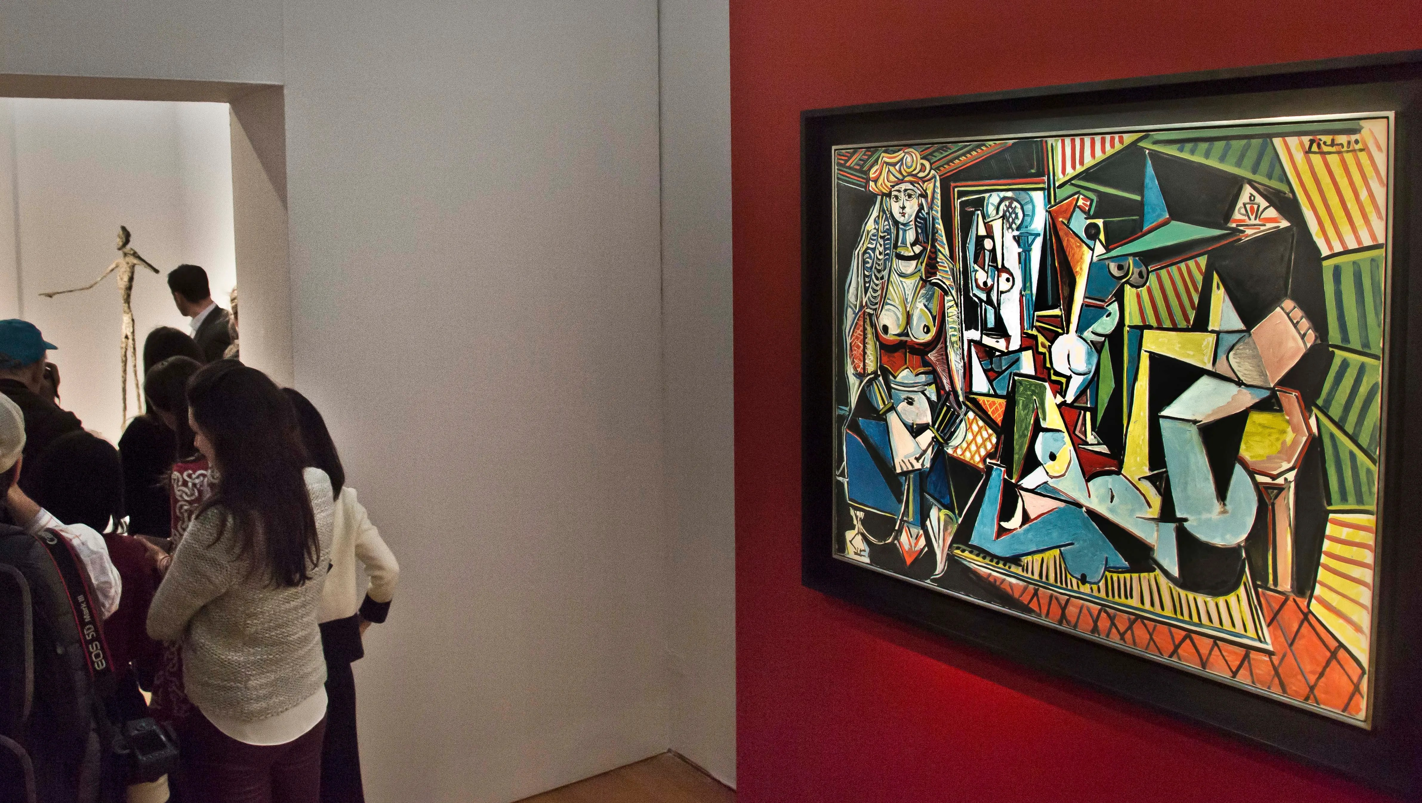 Picasso Painting Sets Record Art Auction Selling 179m