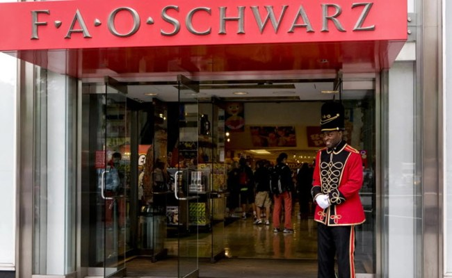 Fao Schwarz Toy Store In Nyc Closing July 15