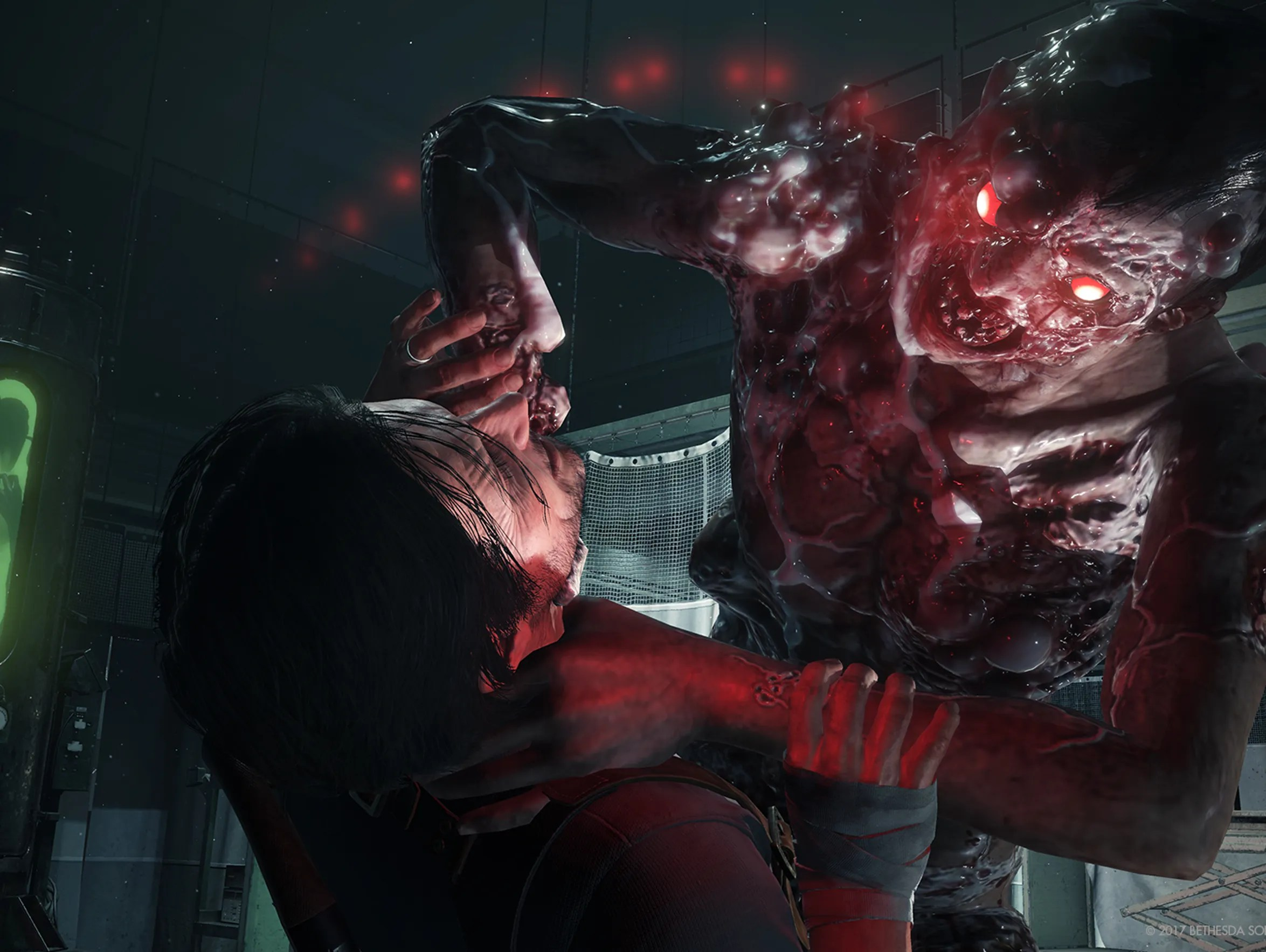 Evil Within 2 Review Rub A Dub Dub In The Tub Technobubble