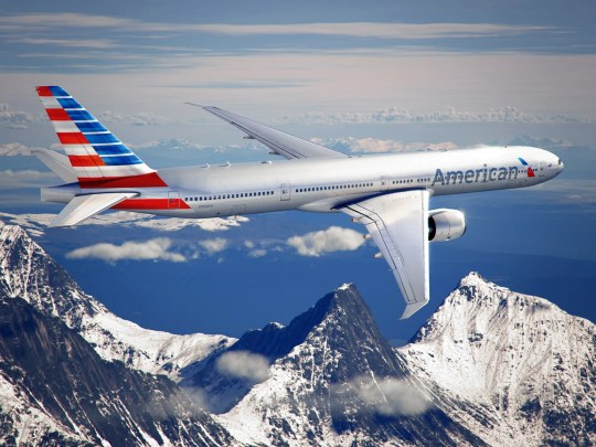 American Airlines has by far the most debt of any major U.S. airline.