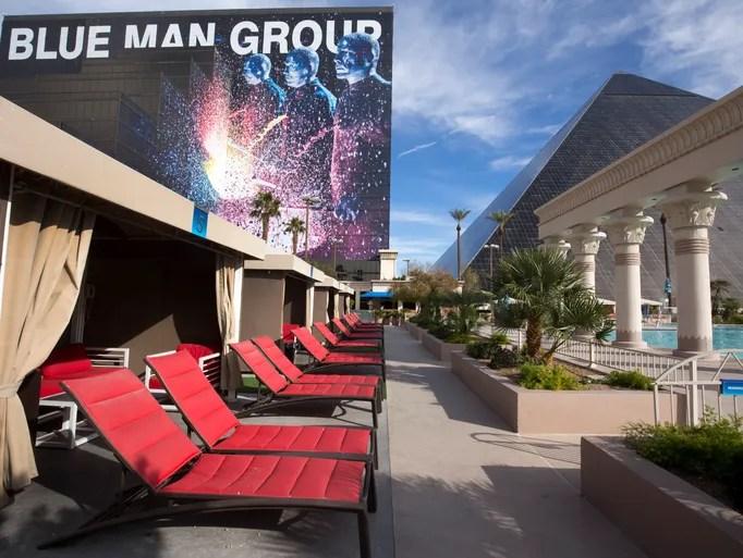 Tour Las Vegas Luxor Hotel And