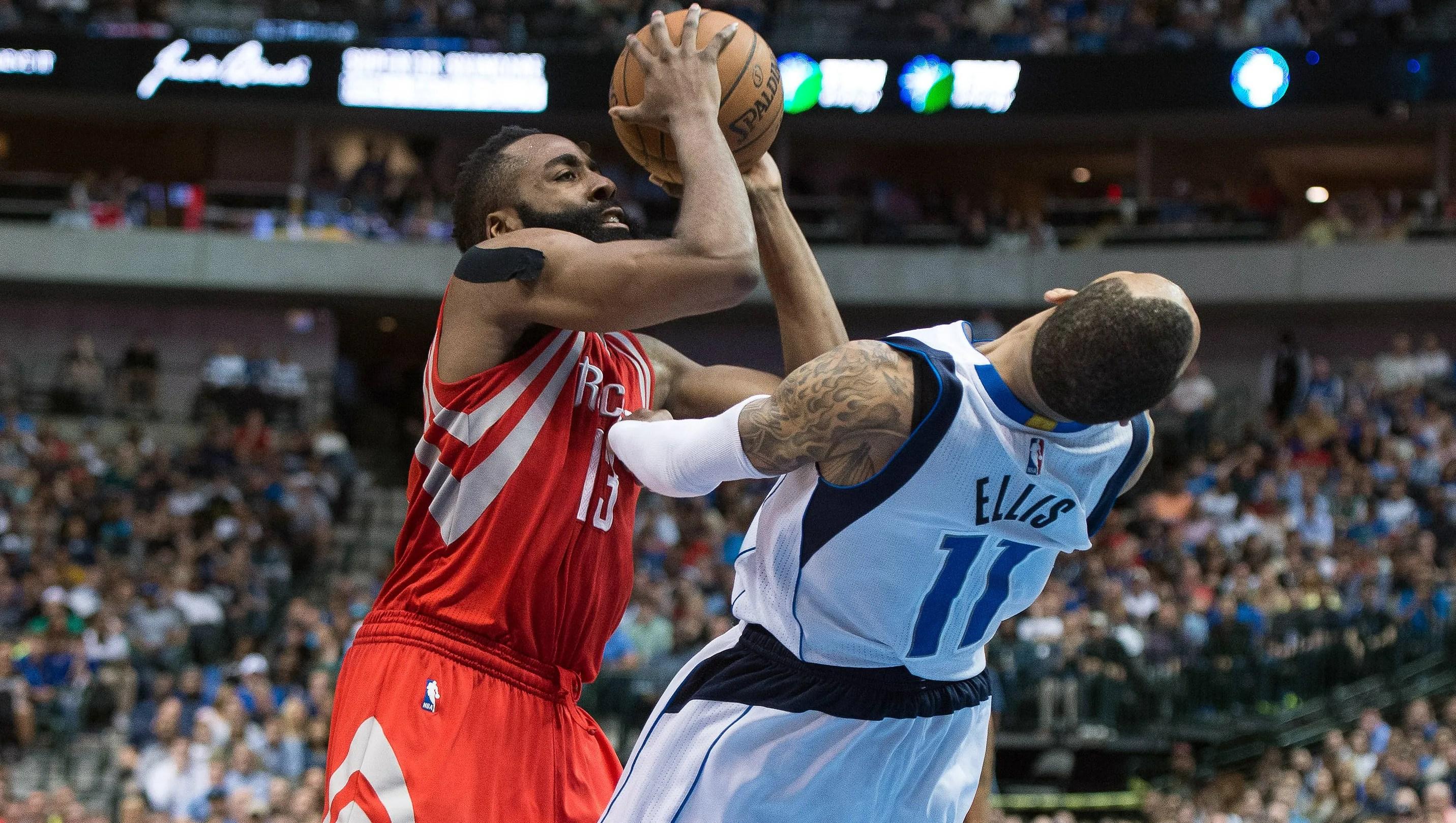 2015 Nba Playoffs Preview Houston Rockets Vs Dallas