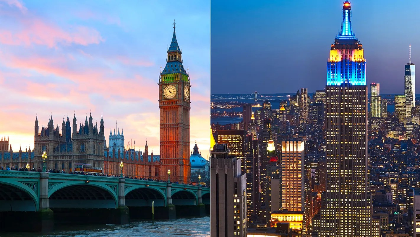 London vs New York Which city should you visit