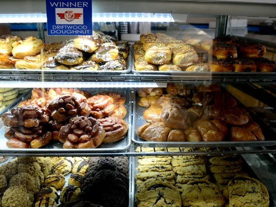 Cops Doughnuts A raised glazed success story