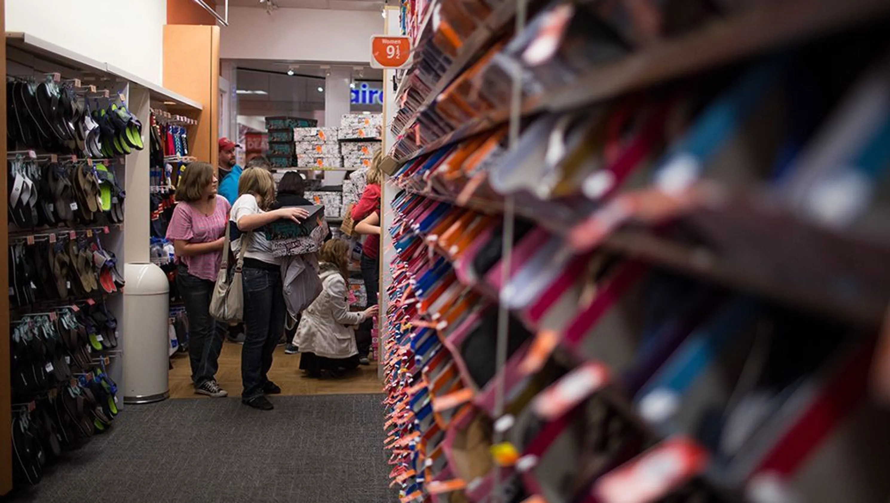 Payless ShoeSource reportedly eyes bankruptcy filing and