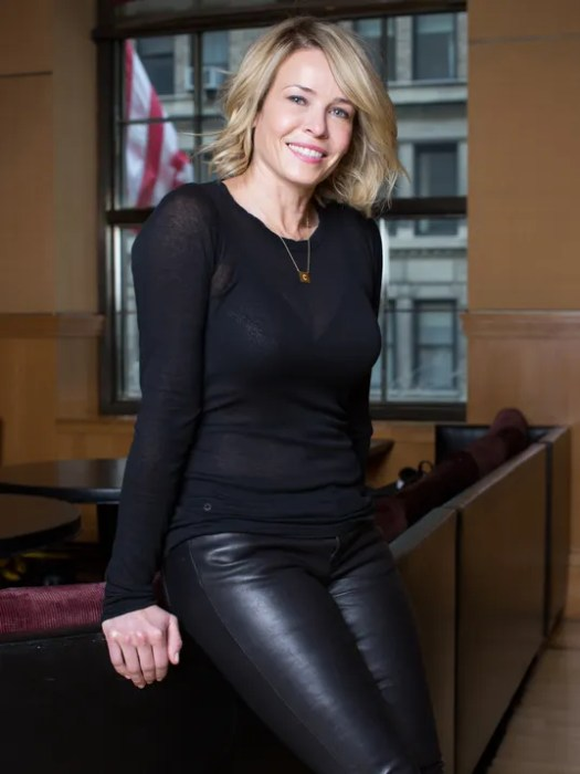Report: Chelsea Handler to end her talk show