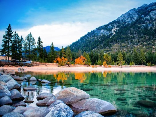 6 awesome things about Lake Tahoe in the fall