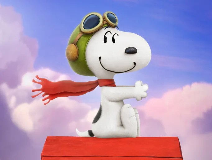Snoopy is about to prove that every dog has its day