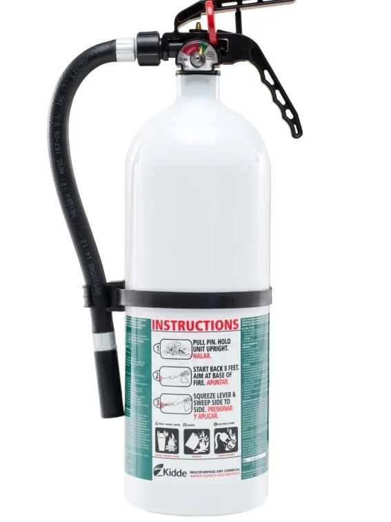 kidde kitchen fire extinguisher counter chairs recalls 31 models of its disposable plastic valve thirty one the sold between dates august 2013 and november 2014 are being recalled photo11 provided photo