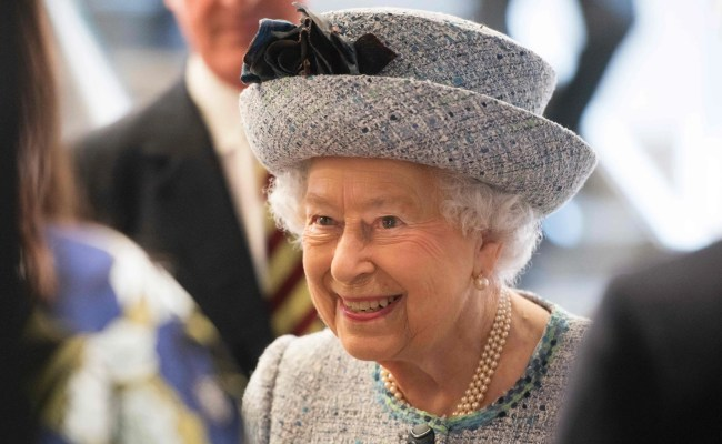 Queen Elizabeth Ii Issues Steadying Message After Terror