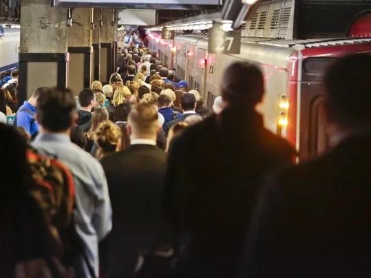 Metro North Delays