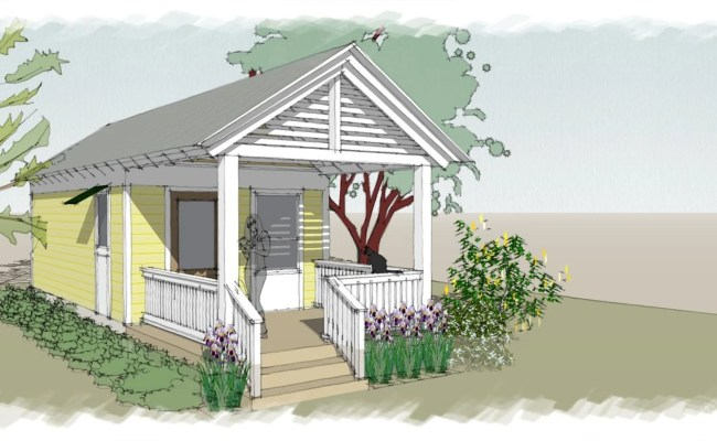 Tiny House Community Proposed In Southwest Tallahassee