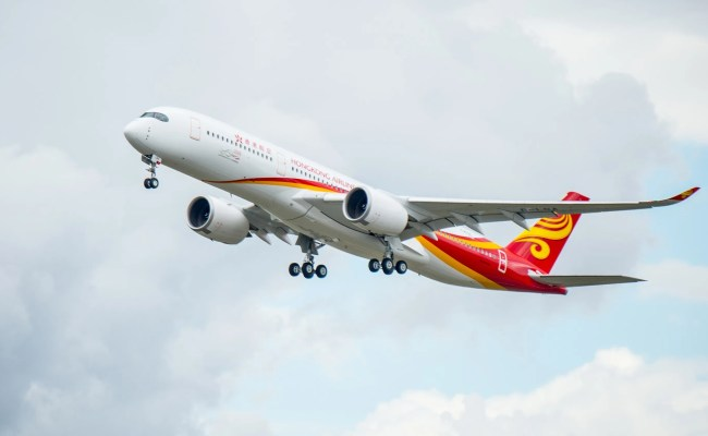 Hong Kong Airlines To Begin Flying To U S Mainland With