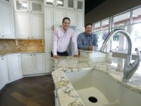 New showroom at Rochester Linoleum and Carpet One in Webster
