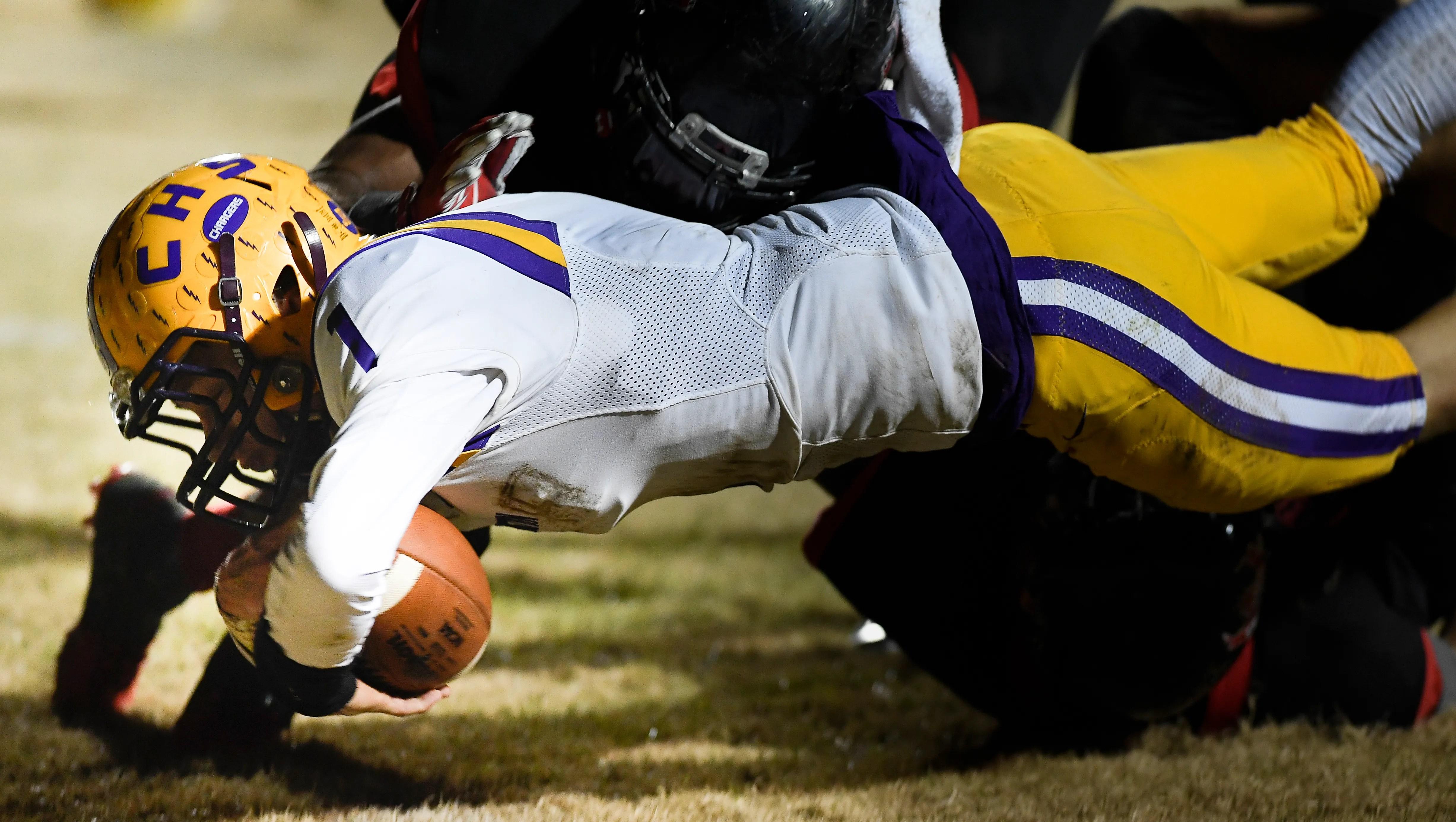 Covington Alcoa Football Tssaa 3a Bluecross Bowl