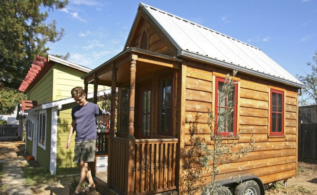 Building Communities One Tiny House At A Time