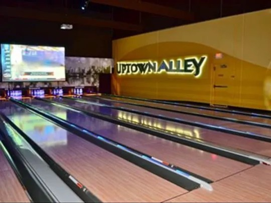Uptown Alley in surprise offers a sweet bowling, game