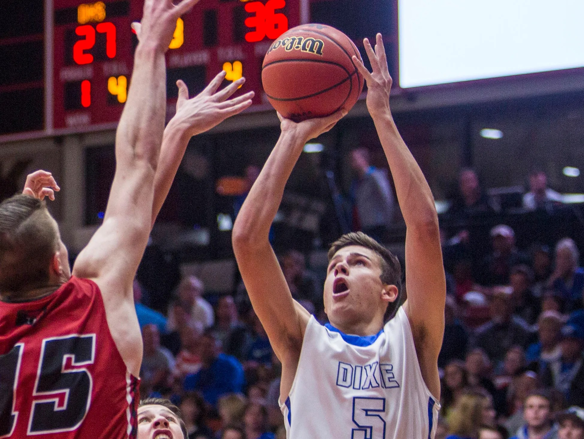 Dixie survives upset, beats Bear River to advance to 3A ...