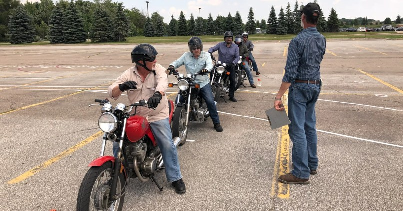 Michigan Short On Motorcycle Safety