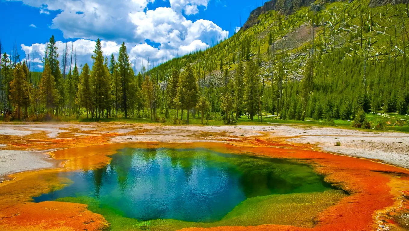 Yellowstone S Heat May Be Coming From Deeper Underground