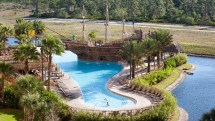 Amazing Hotel Pools In Orlando