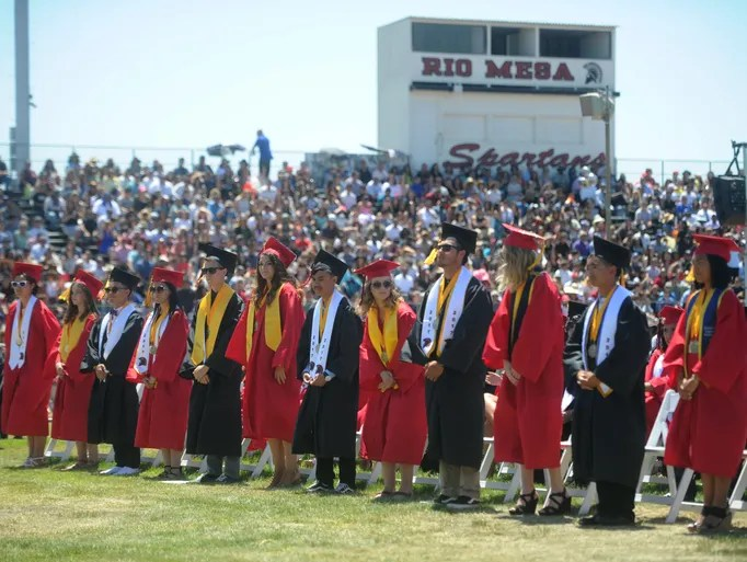 Gallery Remember the Spartans  Rio Mesa honors graduates