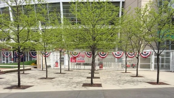 Reds HOF To Build All Star Game Plaza