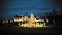 Asheville' Christmas Lights Included Nation'