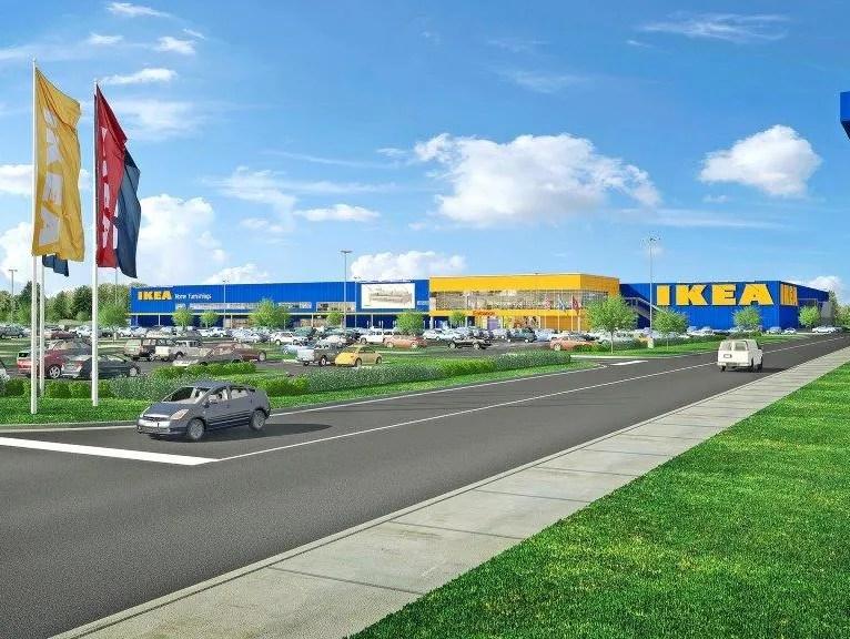 Developer Denies Reports That Ikea S Rethinking Planned