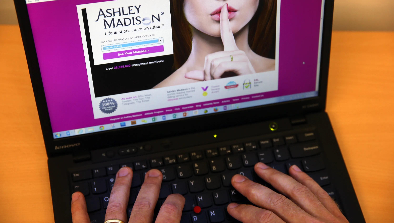 ashley madison accounts for