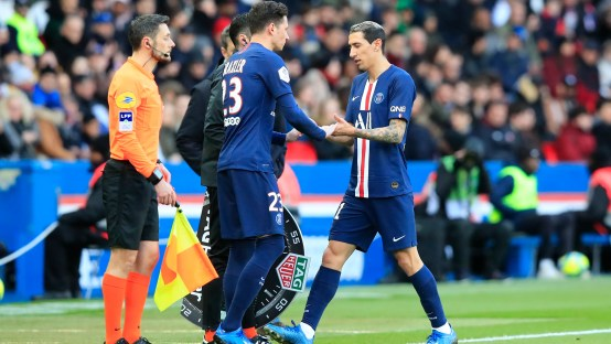 Coronavirus: PSG Champions League match to played without fans