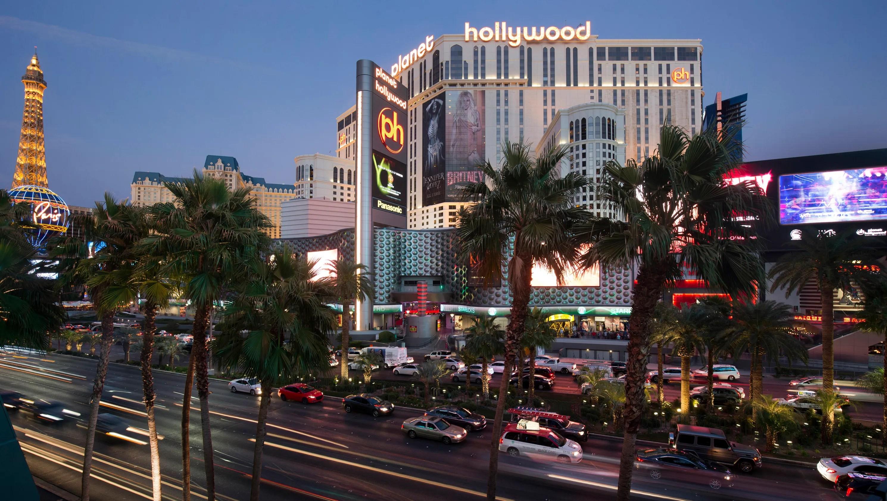 Tour Planet Hollywood Resort  Casino in Las Vegas