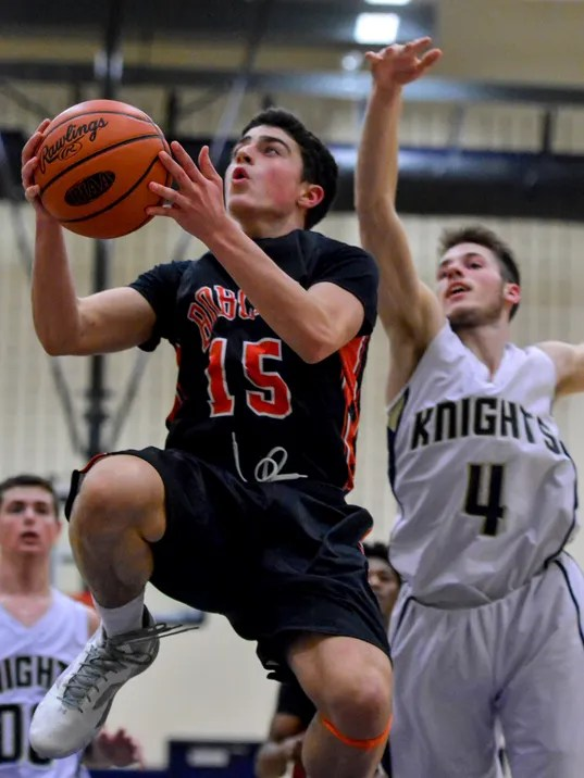 PHOTOS: Northeastern vs Eastern York boy's basketball