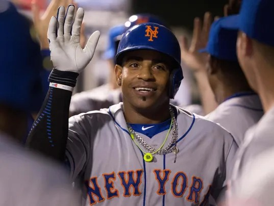 Report Yoenis Cespedes New York Mets Agree To Deal