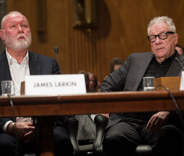 Backpage Hearing