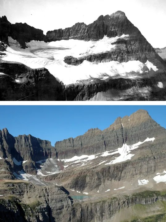 9 Glacier Glaciers Park