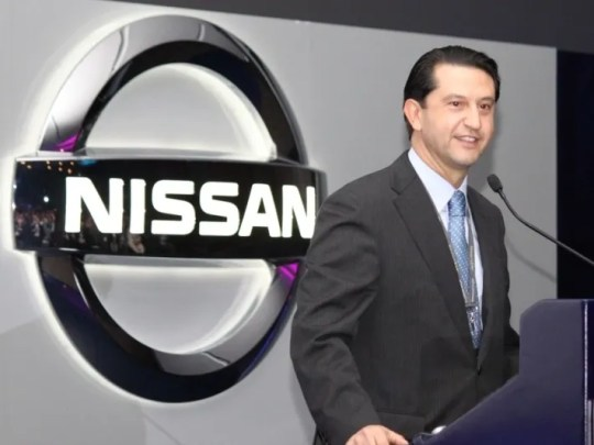 Jose Munoz is chairman of Nissan North America.