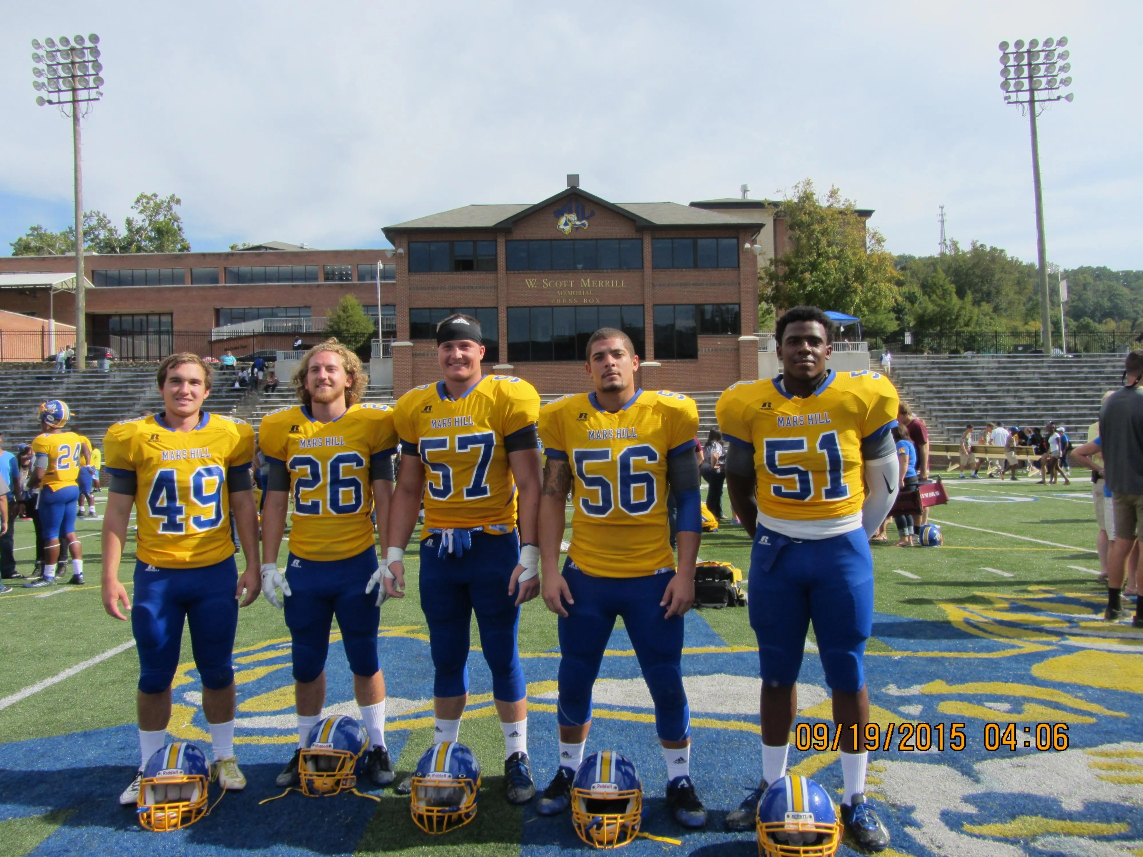 Six Brevard products line Mars Hill roster | USA TODAY High