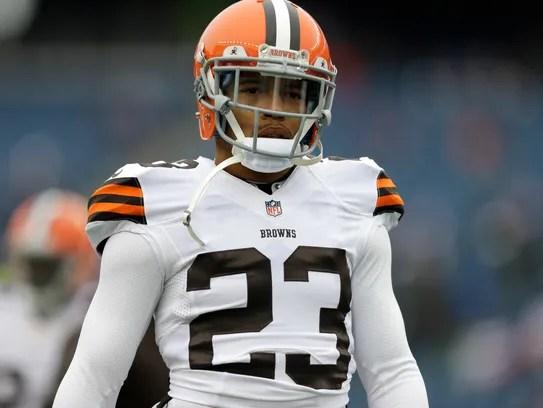 2013 2014 Cleveland Browns Joe Thomas