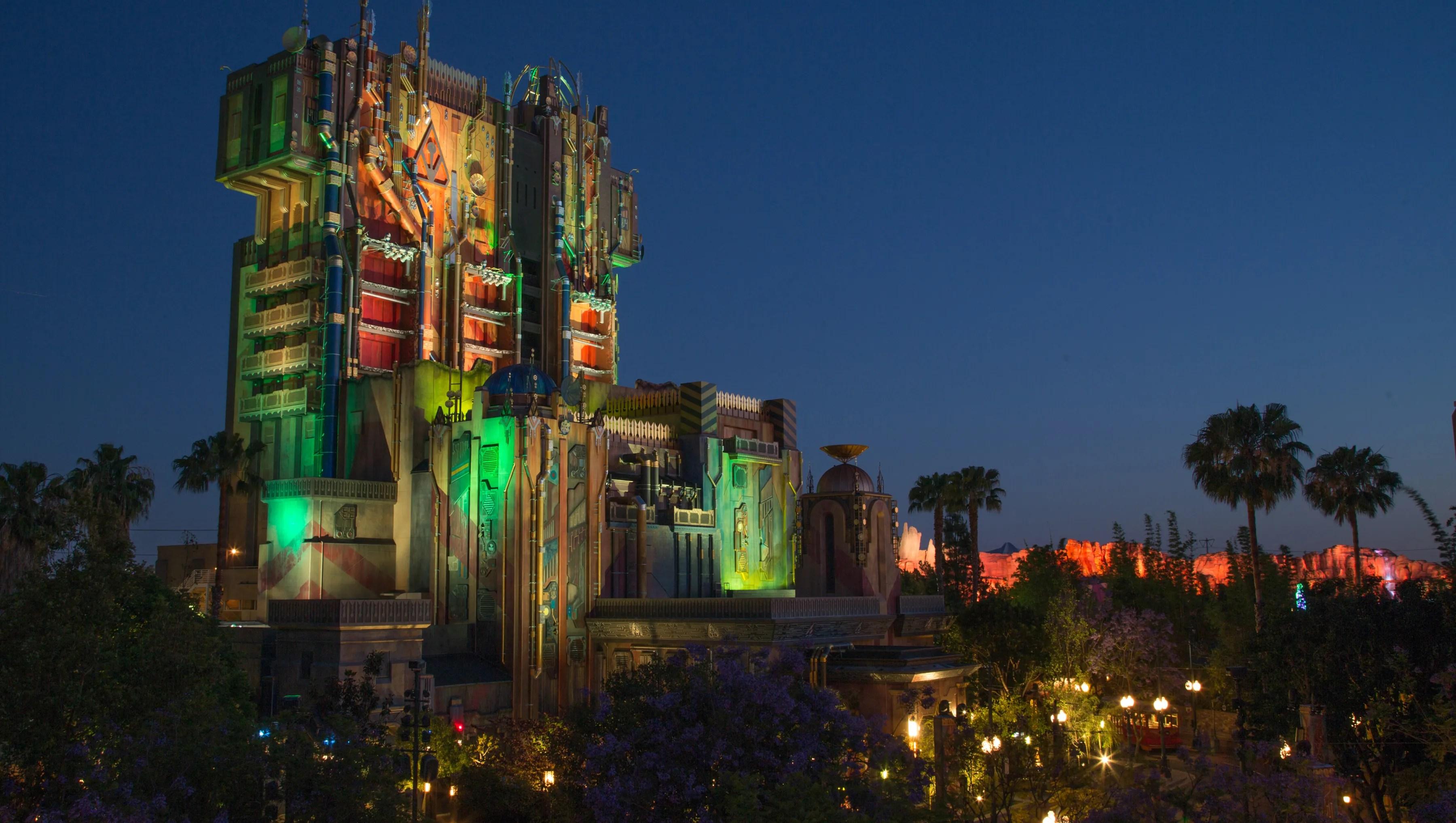 Disney' 'guardians Of Galaxy' Ride '