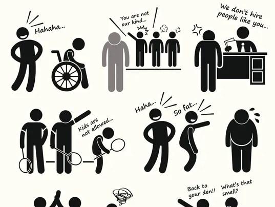 Discrimination : simplebooklet.com