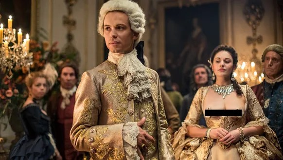 Why Caitriona Balfes Outlander Gown Made Her Feel Like